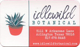 Idllewild-Botanical